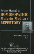 Pocket Manual of Homeopathic Materia Medica & Repertory