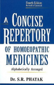 Concise Repertory of Homeopathic Medicines