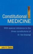 Consitutional Medicine