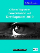 Citizens' Report on Governance and Development 2010