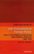 Elite Perceptions in Foreign Policy