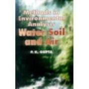 Methods in Environmental Analysis