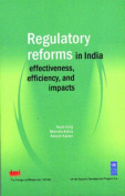 Regulatory Reforms in India
