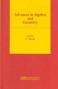 Advances in Algebra and Geometry