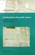 Intellectuals in the Public Sphere