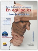 En Equipo.Es Level 1 Workbook [With CD (Audio)] [Spanish]