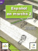 Espanol En Marcha 2 Exercises Book A2  [Spanish]