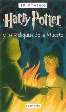 Harry Potter - Spanish: Harry Potter y las reliquias de la muerte