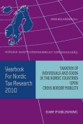 Yearbook for Nordic Tax Research 2010