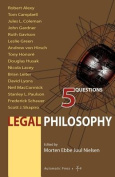 Legal Philosophy: 5 Questions