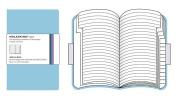 Moleskine Volant Address Book Sky Blue