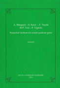 Numerical methods for atomic quantum gases