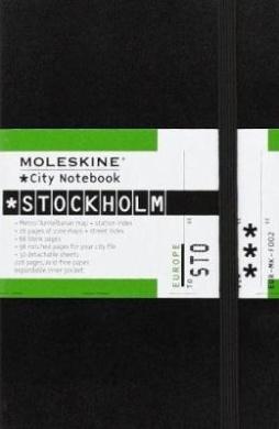 City Notebook: Stockholm (Moleskine City Notebooks)