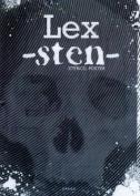 Lex -Sten-: Stencil Poster