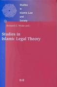Studies in Islamic Legal Theory