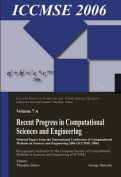 Recent Progress in Computational Sciences and Engineering