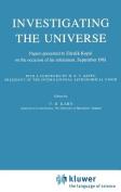 Investigating the Universe