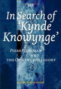 In Search of Kynde Knowynge