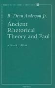 Ancient Rhetorical Theory and Paul