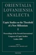 Coptic Studies on the Threshold of a New Millenium