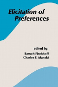 Elicitation of Preferences