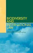 Biodiversity and International Law