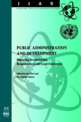 Public Administration and Development