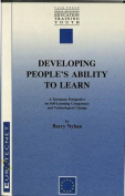 Developing People's Ability to Learn