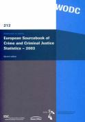 European Sourcebook of Crime and Criminal Statistics