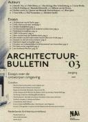 Architecture Bulletin No. 03