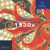 Patterns of the 1930s + CD ROM