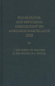 Philological and Historical Commentary on Ammianus Marcellinus XXII