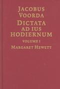 Dictata Ad Ius Hodiernum