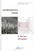 Contemporary Issues in the Law of Treaties