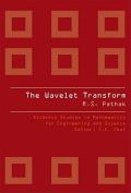The Wavelet Transform,