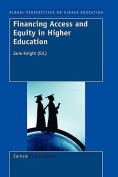 Financing Access and Equity in Higher Education