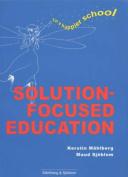 Solution Focused Education