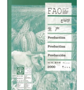 Food and Agriculture Organization Yearbook 2000