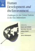 Human Development and the Environment