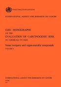 Some Inorganic and Organometallic Compounds. IARC Vol. 2