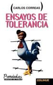 Ensayos De Tolerancia