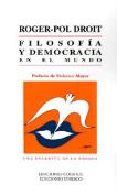 Filosofia y Democracia En El Mundo