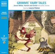 Grimms' Fairy Tales, Vol. 1 [Audio]