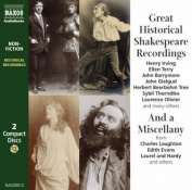 Great Historical Shakespeare Recordings [Audio]
