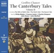 The Canterbury Tales: v. 2 [Audio]