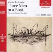 Three Men in a Boat  [Audio]