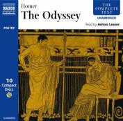 The Odyssey: Unabridged [Audio]