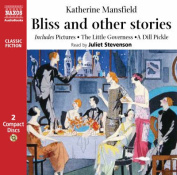 Bliss and Other Stories [Audio]
