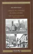 Urban Planning in Singapore
