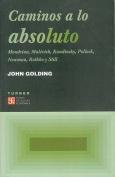 Caminos A Lo Absoluto [Spanish]